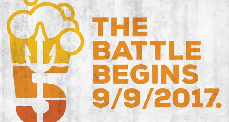 The 757 Battle of the Beers Begins September 9 2017