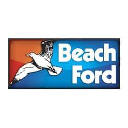 Beach Ford - Sponsor